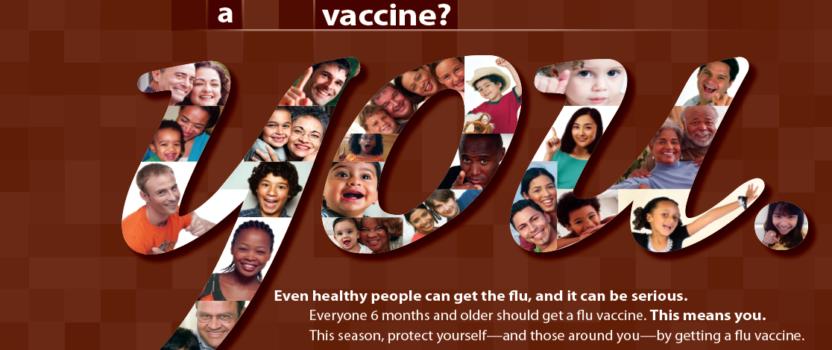 Get Your Flu Shot Now!